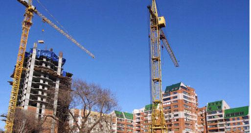 В текущем году в Подмосковье построят около 7 млн кв м жилья