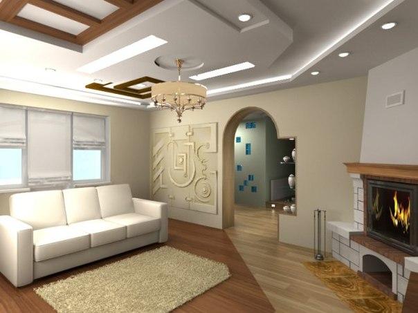 Ремонт квартиры с перепланировкой VIP класса