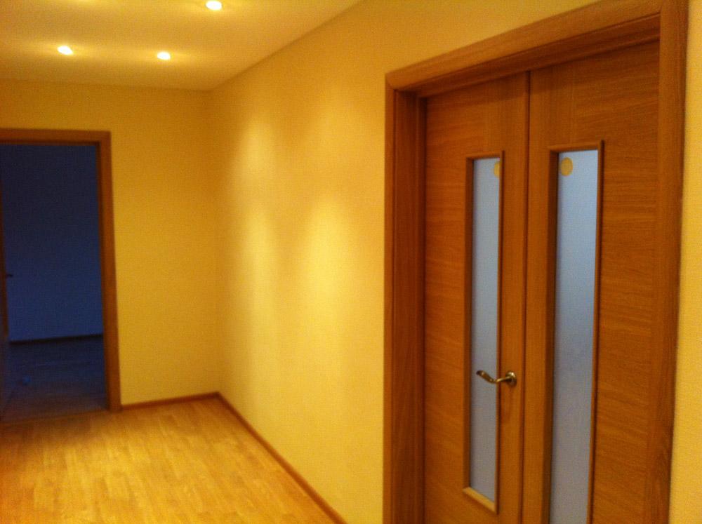 Отделка 3-х комнатной квартиры в Балашихе