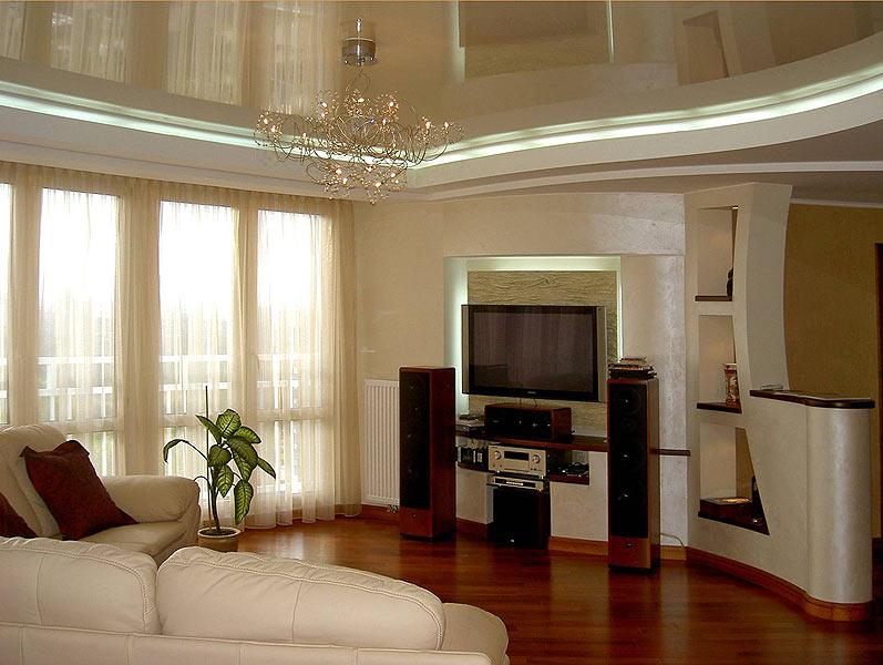 Ремонт квартиры в центре Москвы