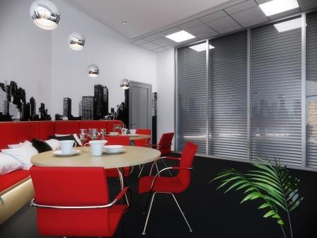 Перепланировка и отделка офиса промышленной компании