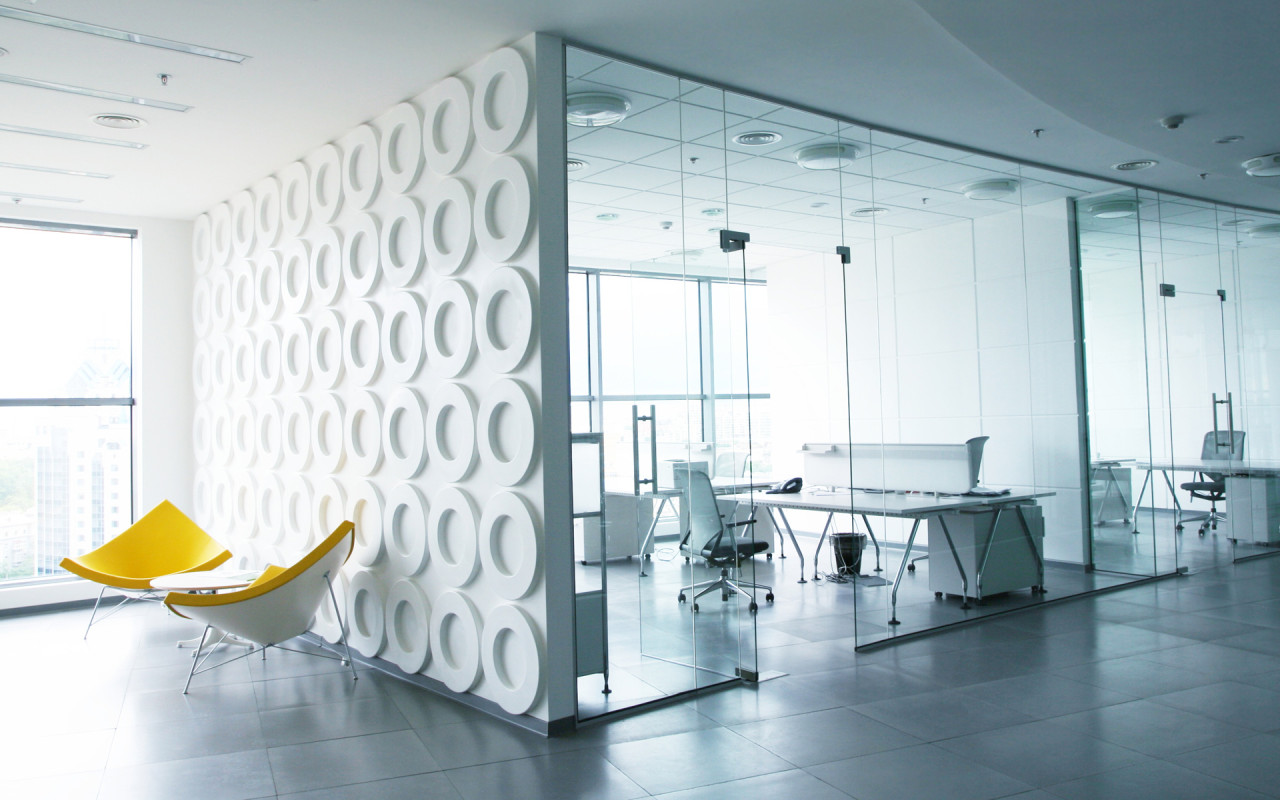 Ремонт офиса с перепланировкой помещений
