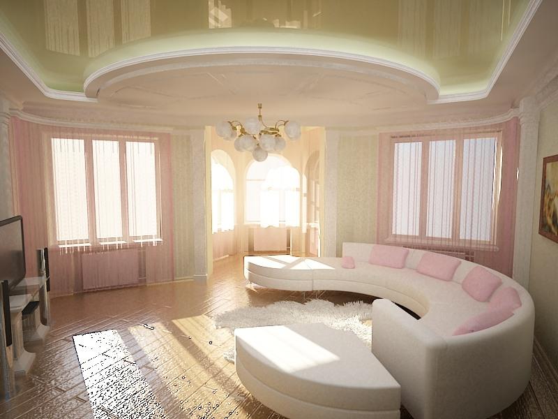 Ремонт 3-х комнатной квартиры в центре Москвы